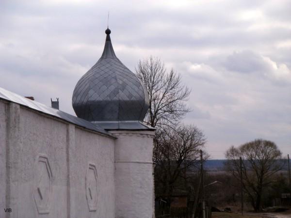 Башни Площаницкого монастыря