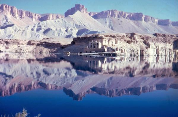 Band-e Amir 1971 Авганистан