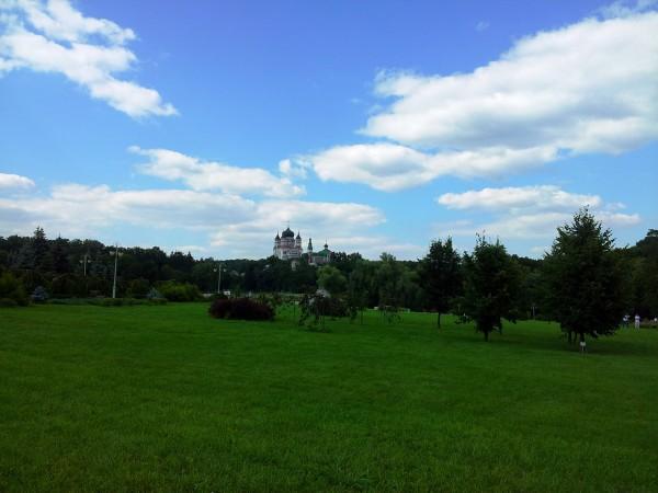 Парки Украины