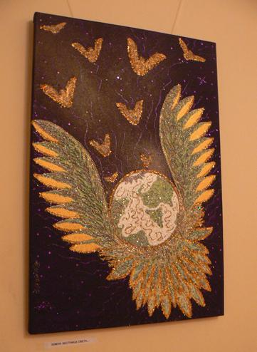 ВОЗНЕСЕНИЕ ЗЕМЛИ... в первородных энергиях Птаха...