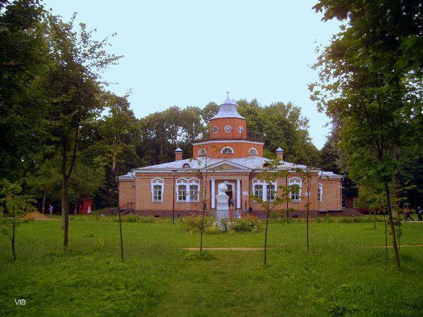 Дом-усадьба писателя Алексея Константиновича Толстого