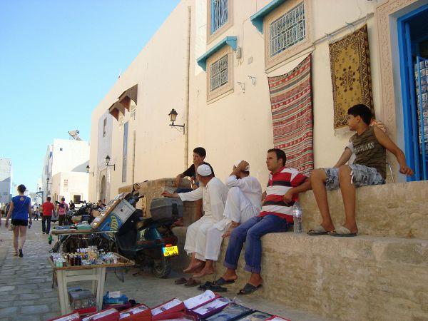 Кайруан, Тунис