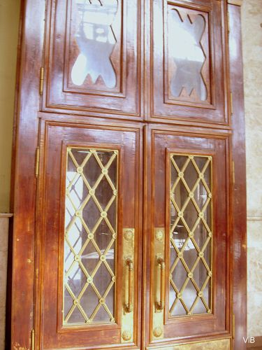 Двери вокзальные