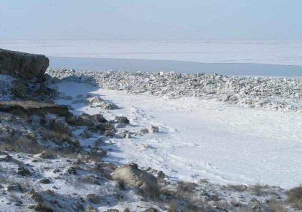 Крым Зима 2006