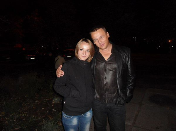 С дочкой Ладой 08.10.2012.