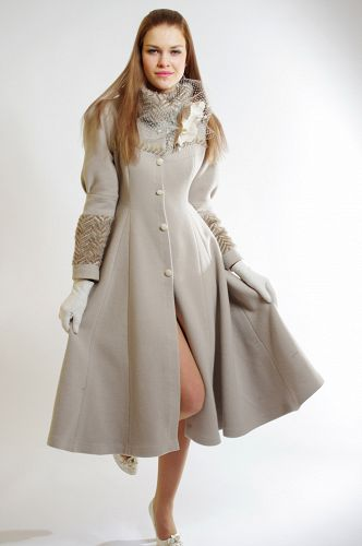 дизайнерское пальто от Дианы Павловской ,женское демисезонное пальто, пальто российского дизайнера Диана Павловская ,красивое пальто купить , модное дизайнерское пальто.