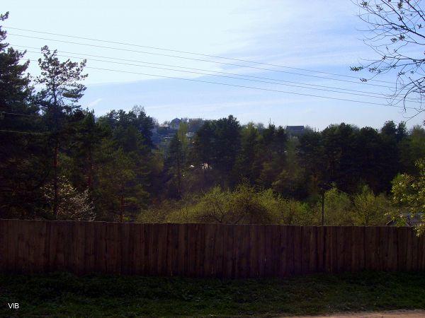 Лесной парк Городищенский