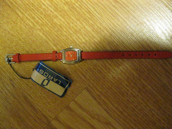 500 рублей laros часы