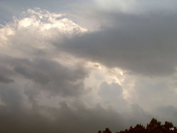 Небо в гневе и ярости