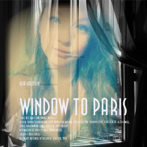 Ilya Golitsyn Window to Paris