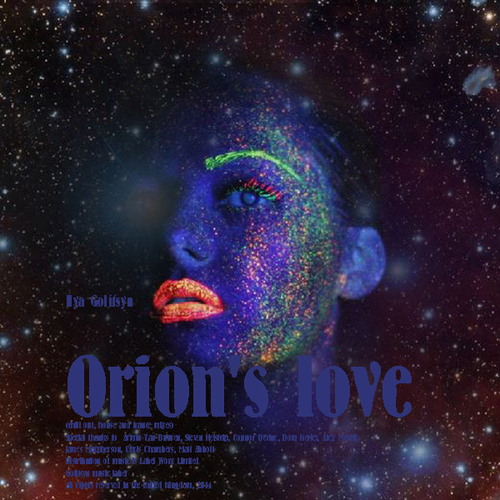 Ilya Golitsyn Orion\'s love