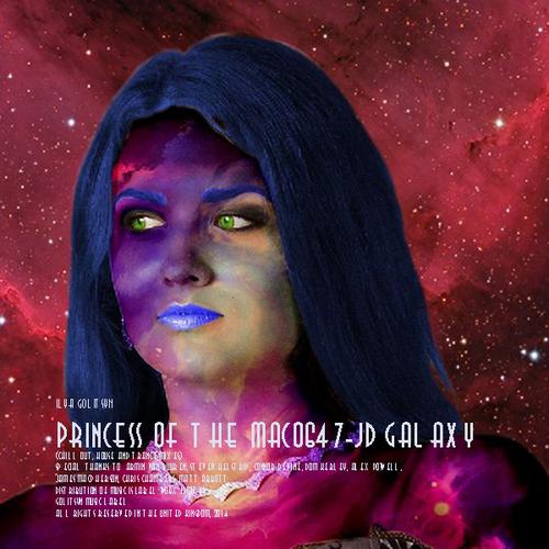 Ilya Golitsyn Princess of the MAC0647-JD galaxy