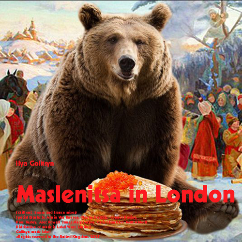 Ilya Golitsyn Maslenitsa in London
