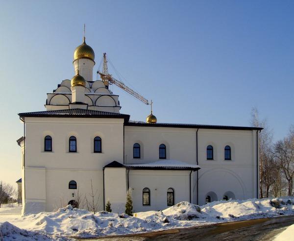 Храм Антония и Феодосия Печерских