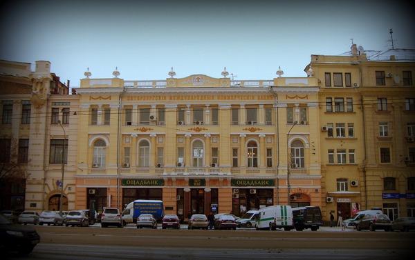 Бывшее здание Санкт-Петербургского международного коммерческого банка