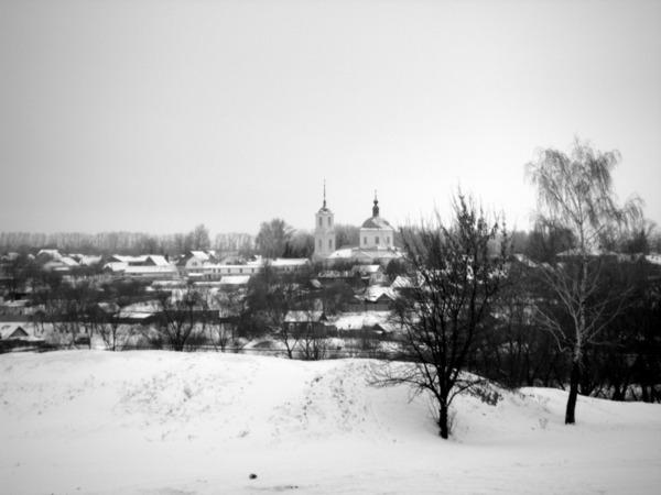 Кресто-Воздвиженский женский монастырь в Севске