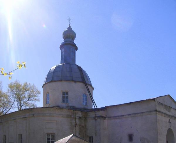 Васильевская церковь в Брасове