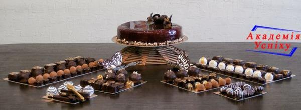 обучение шоколатье