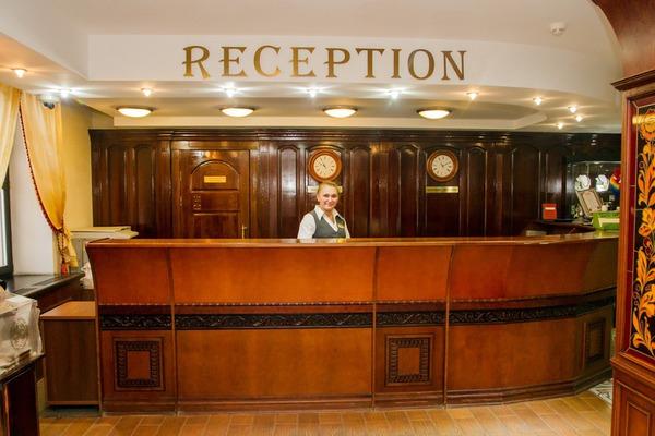 Гостиница.