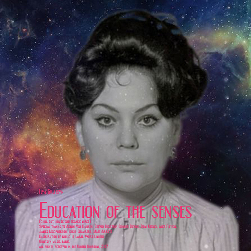 Ilya Golitsyn Education of the senses