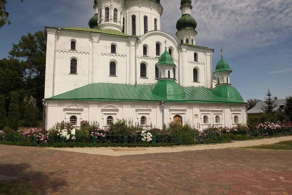 Елецкий монастырь.