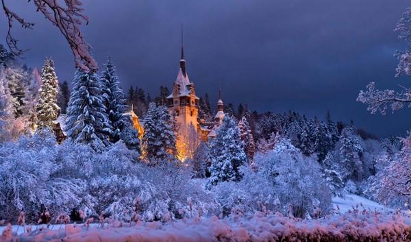 «Замок Пелеш», Королевское поместье Синая. Румыния