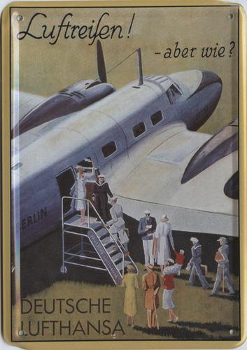 металлическая открытка