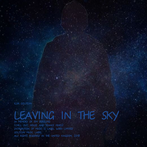 Ilya Golitsyn Leaving in the sky in memory of Tim Bergling