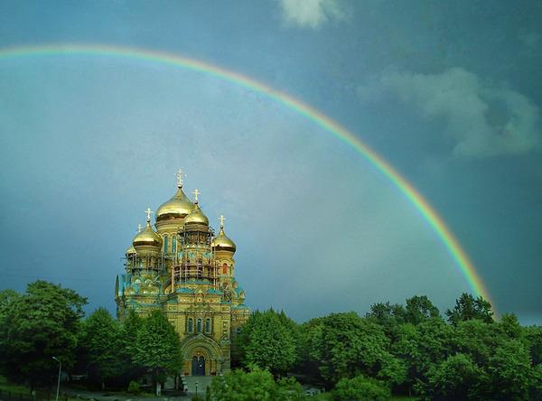 Свято-Никольский морской собор