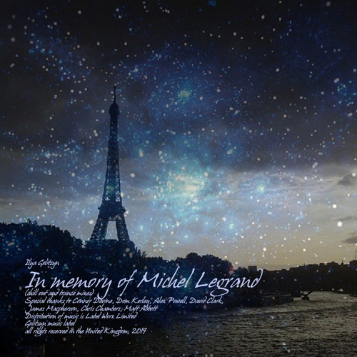 Ilya Golitsyn In memory of Michel Legrand