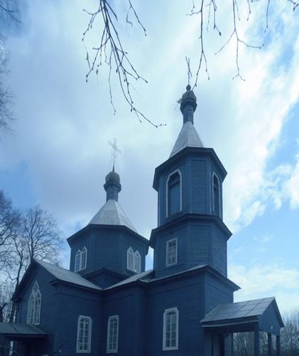 Храм святого Николая Чудотворца в Семешково