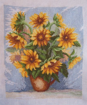....Солнечный букетик для тебя....для друга, который далеко от меня....