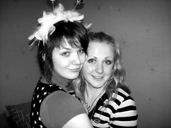 Я и Ника :-)