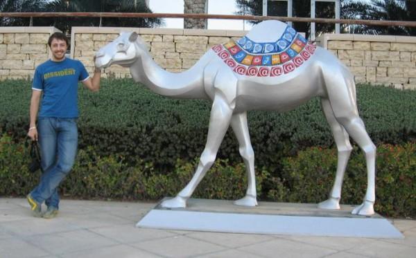 CAMEL или CAMEЦ? )))
