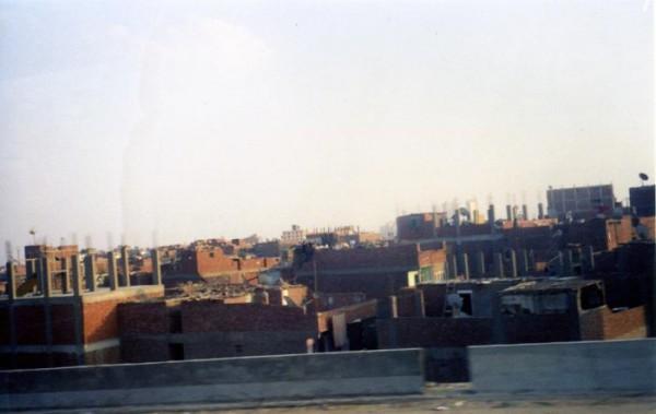 Каир, трущобы отдыхают)))