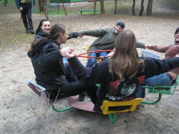 с ветерком =)))
