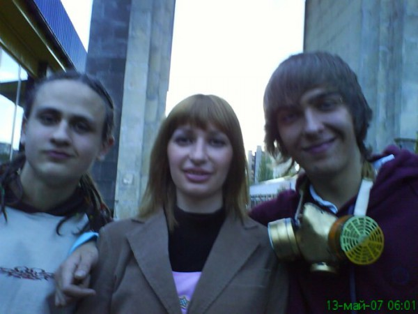 Саня,No_Blond и KaBiNa_CLUB