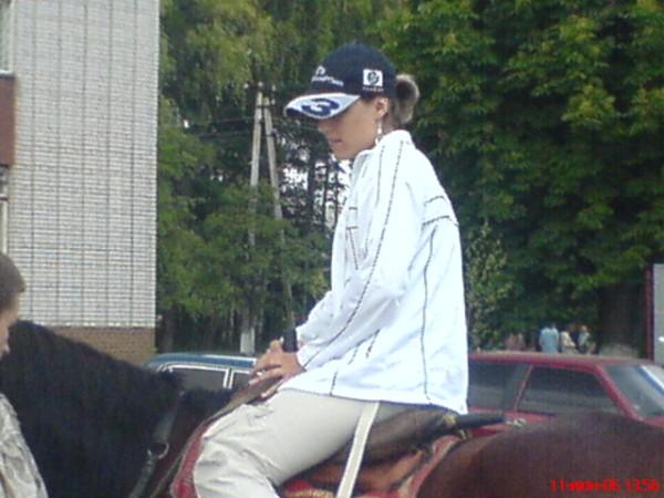 абажаю лошадей