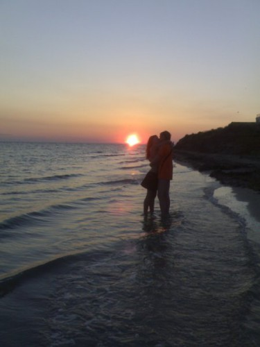 и все таки есть романтика в жизни