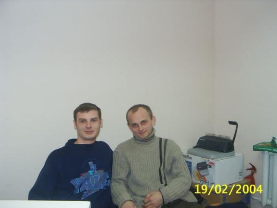 Друган Ovsey приходил в гости))