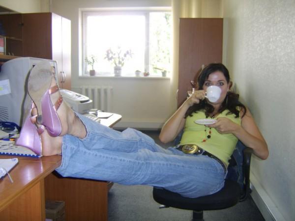 Релаксация на рабочем месте