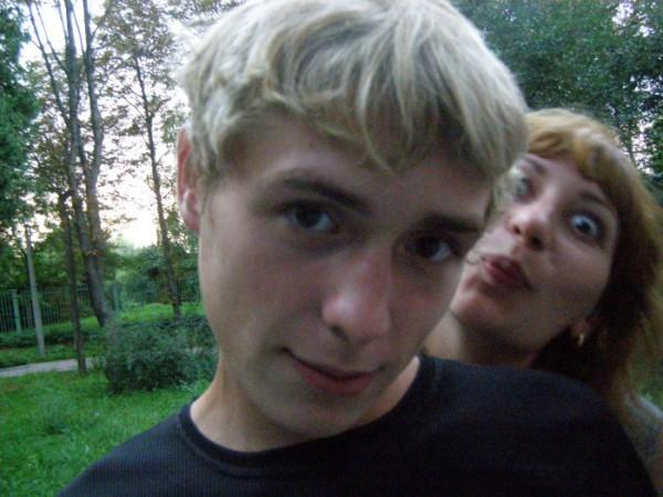 Архенгел+ и No_Blond))))))гггггггггггг.........