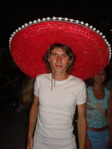 Кто сказал что небыл в Мексике