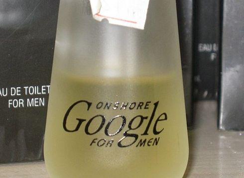 У google есть свой запах!
