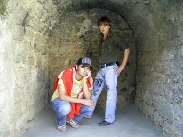я і Куб... фортеця Аккерман