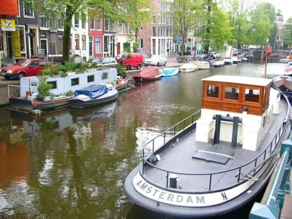 Amstredam Canals