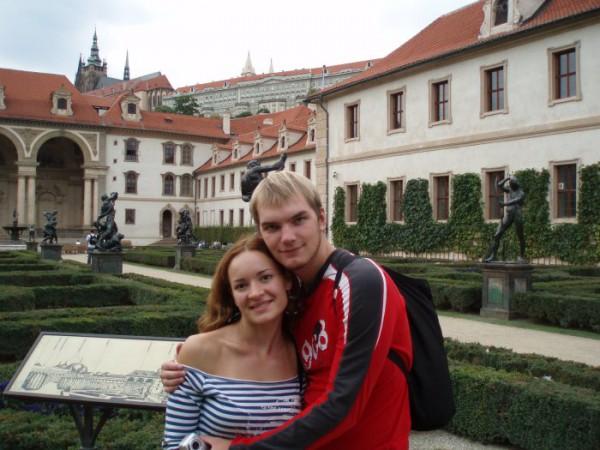 Прага!