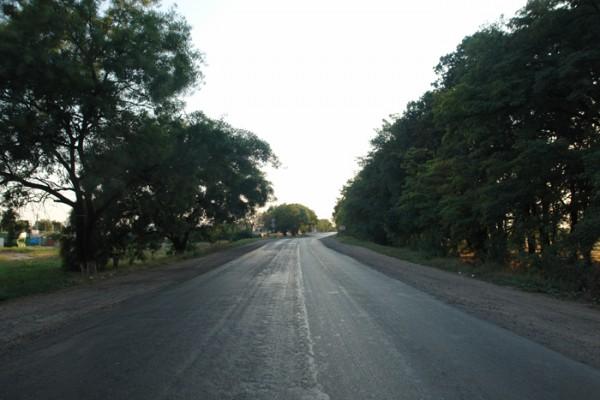Дорога додому...