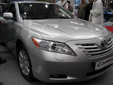 Моя мечта - увы недоступная пока.. Лисичка Toyota Camry Premium 2007