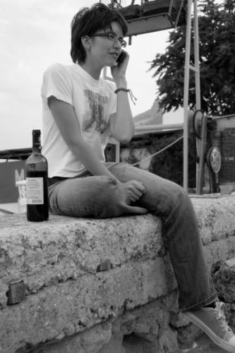фото Антона Дыжина помню, с кем говорила по телефону, в упор не помню, о чём